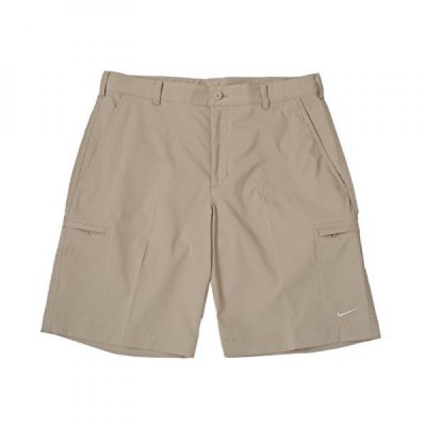 Nike Mens Dri-fit Cargo Golf Shorts (34, Khaki)