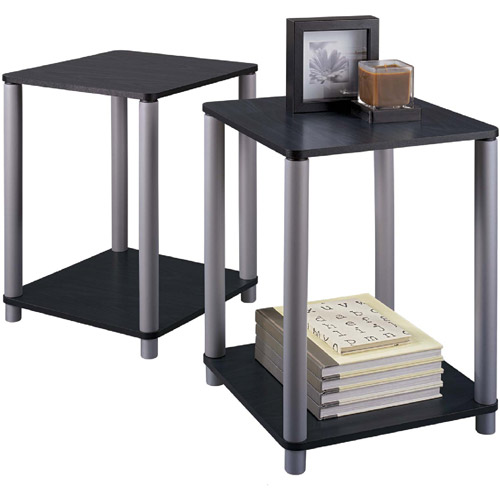 Stunning No Tools Required Set of End Table Set Image of