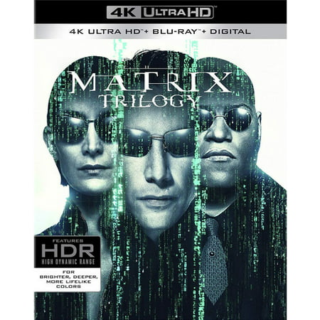 The Ultimate Matrix Collection (4K Ultra HD)