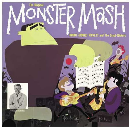 The Original Monster Mash [Deluxe Edition] [Reissue] (Vinyl) - Halloween Mix Monster Mash