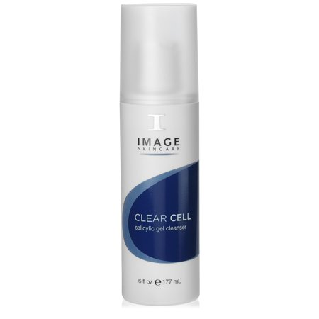 Image Skin Care Clear Cell Salicylic Gel Facial Cleanser, 6