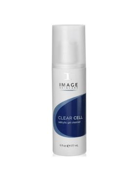 Image Skin Care Clear Cell Salicylic Gel Facial Cleanser, 6 Oz