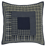 Columbus Quilted Pillow Cover 16x16