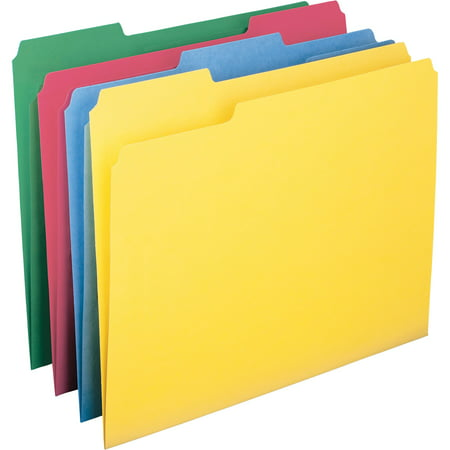 Smead, SMD11951, Cutless Watershed Folders, 100 / Box, - Cutless Watershed Folders