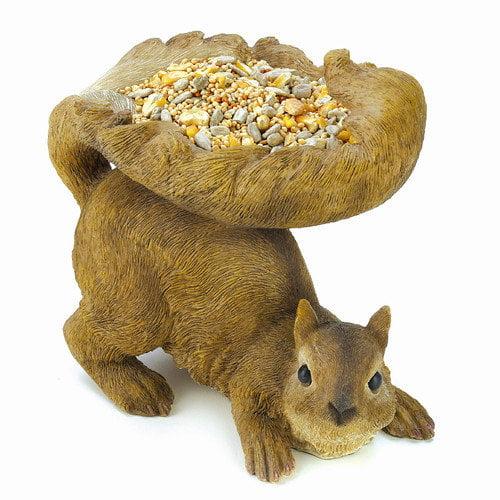 Zingz & Thingz Squirrel Tail Birdfeeder
