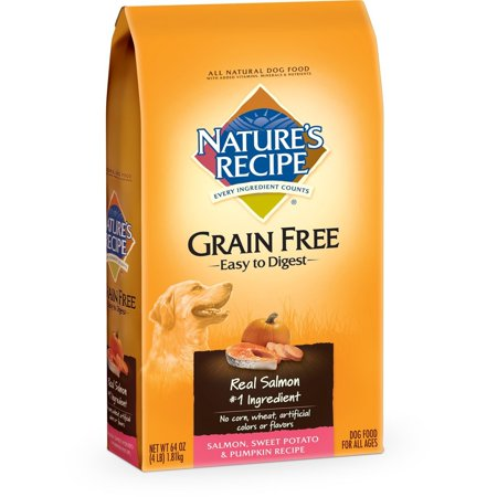 Walmart Nature S Recipe Dog Food