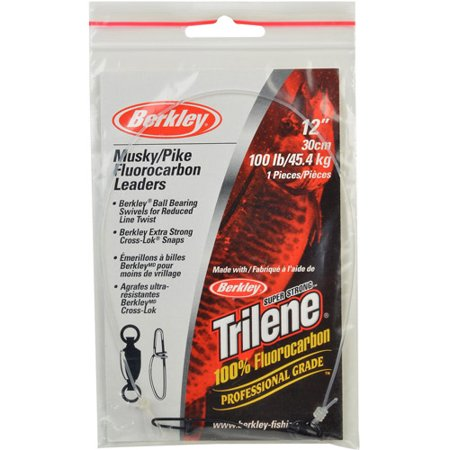 Berkley Trilene Fluorocarbon Musky/Pike Leaders