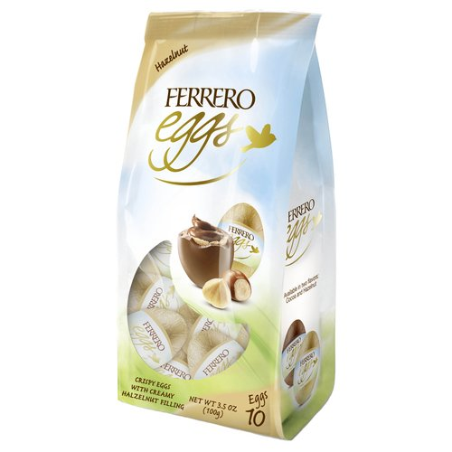 Ferrero Eggs Ferrero Egg T10 Hazlenut