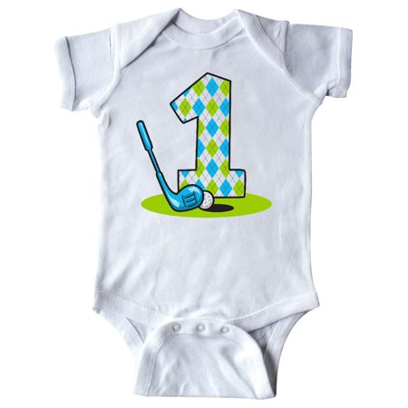 Argyle Golf 1st Birthday Infant -