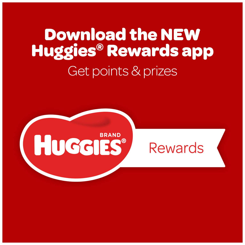 HUGGIES Snug & Dry Diapers, Size 1, 276 Diapers - Walmart.com