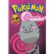 Pokemon Elements Volume 7: Psychic (DVD)