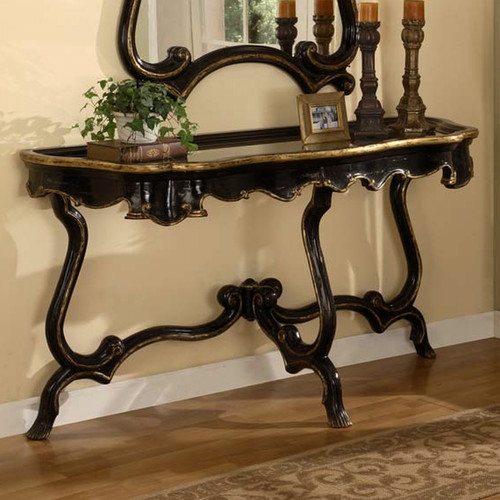 Eastern Legends Florentine Console Table