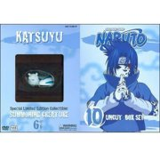 Naruto: Uncut Box Set, Vol. 10 (Special Edition) (Full Frame) by Viz Media