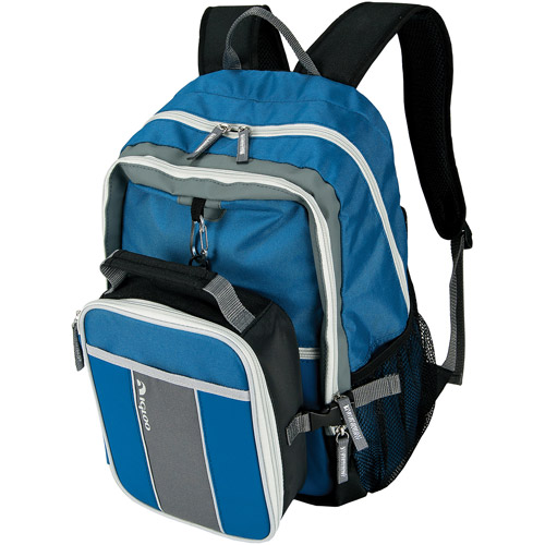 Igloo Backpack Fuelpack  Blu/gry 4p