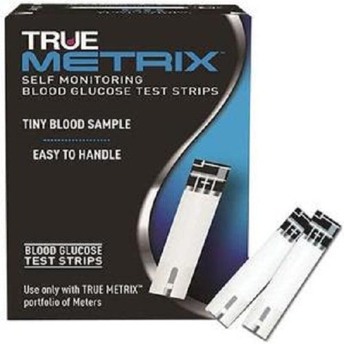 TRUE Metrix Test Strip (100 count)-Case of 1200