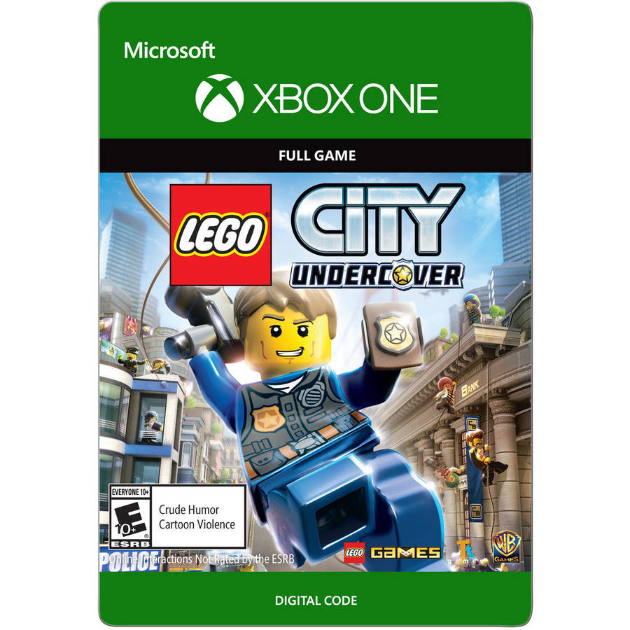 Xbox One LEGO City Undercover (email delivery)