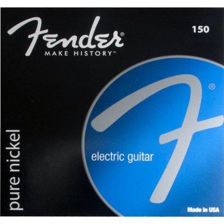 Fender Nickel Ball - Guitar strings, nickel, ball end, .009-.042 By Fender