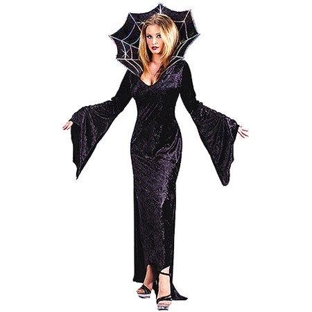 Sparkling Spiderella Adult Halloween Costume