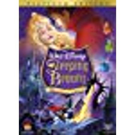 Buena Vista Sleeping Beauty Dvd Anv Ws