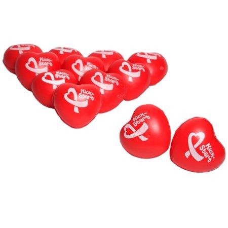 Heart Health Stress Balls - Heart Stress Ball