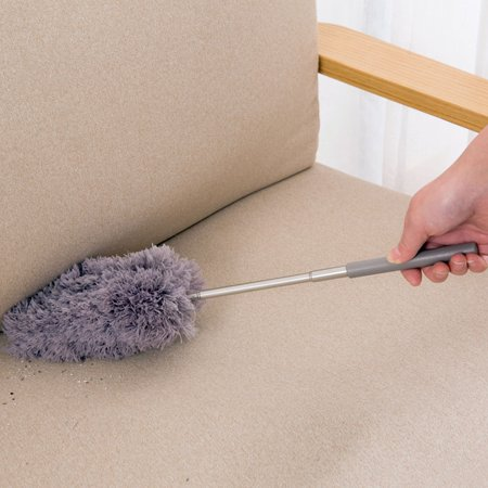 Homeholiday Adjustable Stretch Duster Dust Cleaner Microfiber Furniture Dust Brush Household Cleaning Tool - image 8 de 8