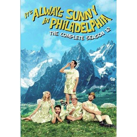 It's Always Sunny In Philadelphia: The Complete Season 12