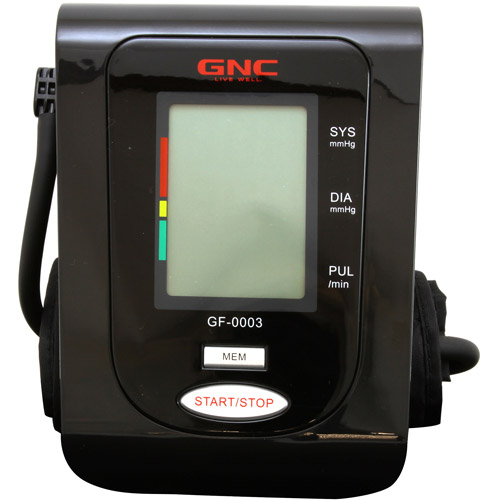 GNC GF-0003 ProPressure Arm Blood Pressure Monitor