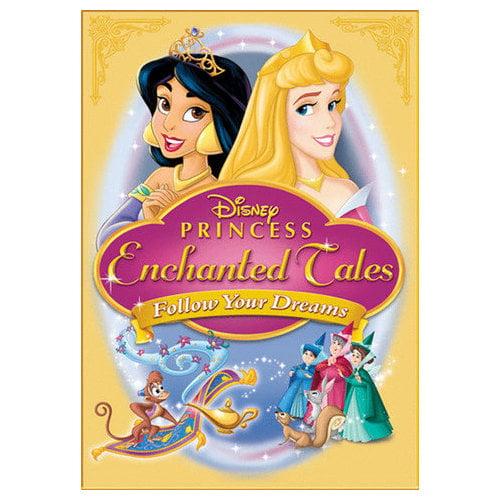 Disney Princess Enchanted Tales: Follow Your Dreams (2007)