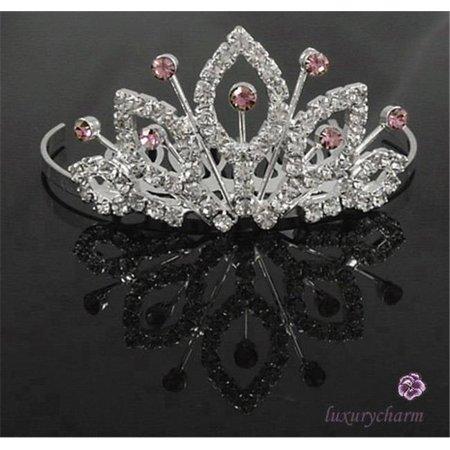 Fiary Tiara Crown for Girls - Girl Crowns
