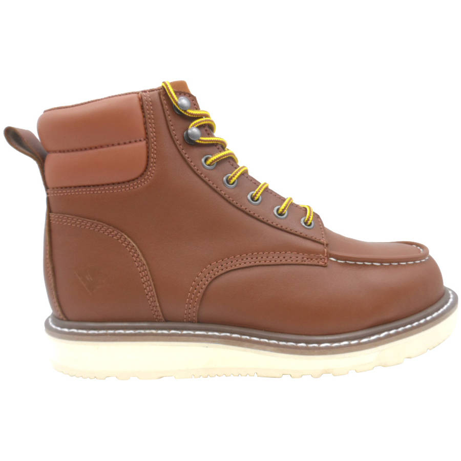 Herman Survivors Men's Foreman Steel Toe Work Boot - Walmart.com