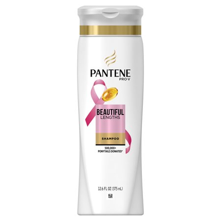 Pantene Pro-V Beautiful Lengths Strengthening Shampoo, 12.6 fl