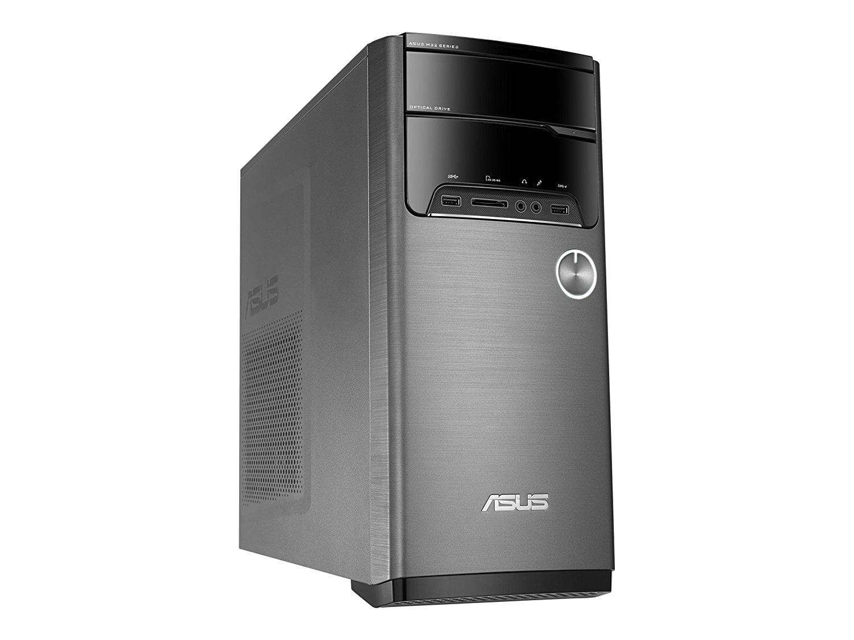 ASUS VivoPC M32CD Desktop, Intel Quad-Core i7-6700 3.4GHz Upto 4.0GHz, 16GB DDR4, 512GB SSD Plus 1TB HDD, NVIDIA GeForce... by ASUS