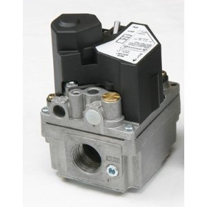 """White-Rodgers 36H32304 Gas Valve 24 VAC Proven Pilot Valve with Fast Open Electric On/Off Switch, 1/2 by 3/4"""""""
