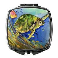 Loggerhead Sea Turtle Compact Mirror JMK1262SCM
