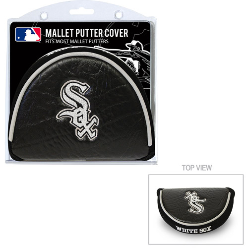 Team Golf MLB Chicago White Sox Golf Mallet Putter Cover