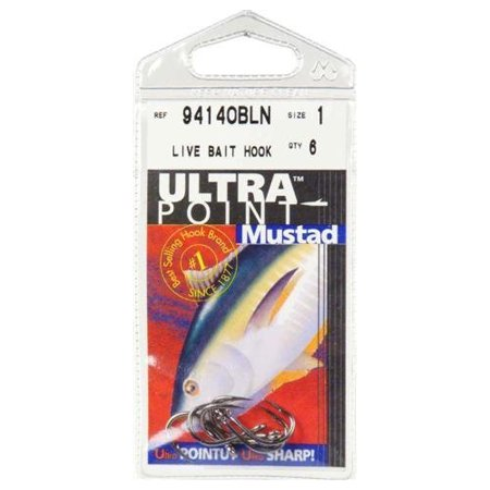 Live bait hooks multi colored for Fishing hooks walmart