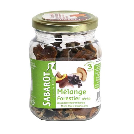Sabarot - Dried Mixed Forest Mushrooms, 40g (1.4 -
