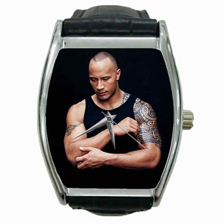 Game Time Mens Dwayne Johnson S13 Series Watch Frost Volcano