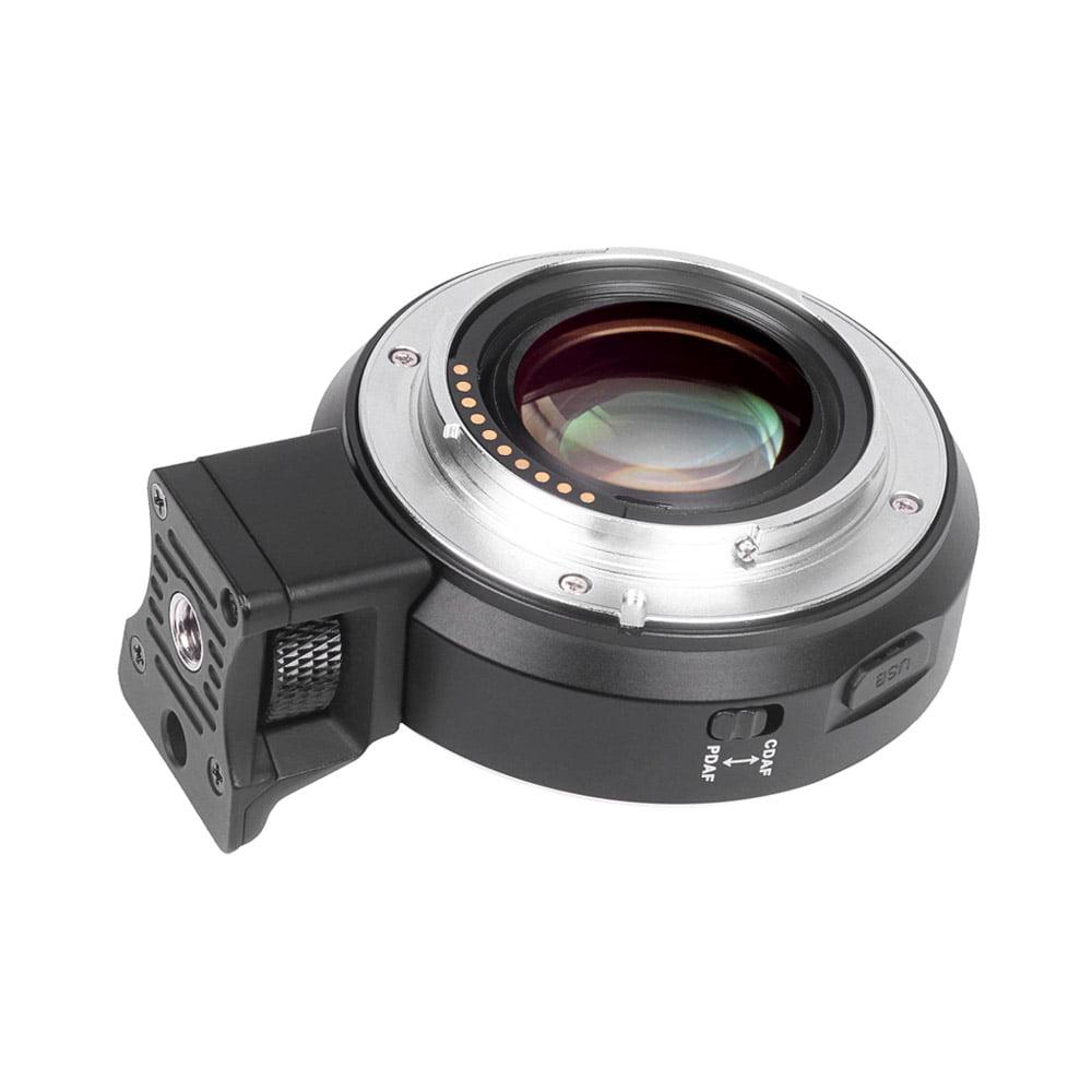 Viltrox Ef E Ii Lens Mount Af Auto Focus Reducer Speed Booster Adapter For Canon Ef Lens To Sony E Mount Camera Walmart Com Walmart Com