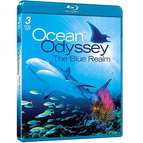 Ocean Odyssey: The Blue Realm (Widescreen)