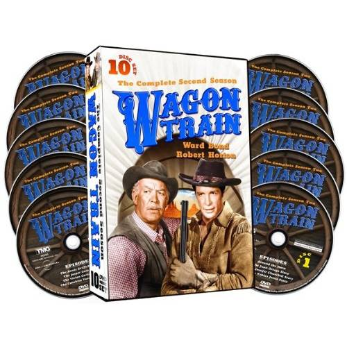 Wagon Train: The Complete Season Two