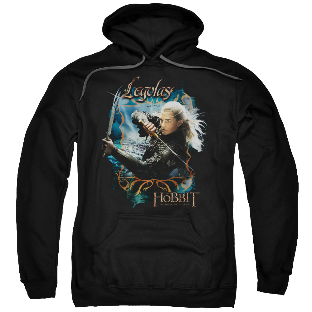 The Hobbit Knives Mens Pullover Hoodie