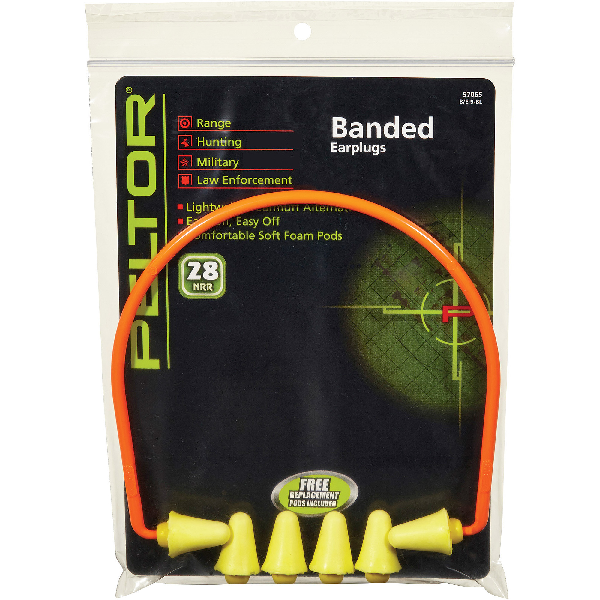 3M Banded Style Hearing Protector