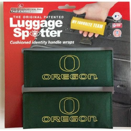Original Patented NCAA Oregon Ducks Luggage Spotter (Set of 2)