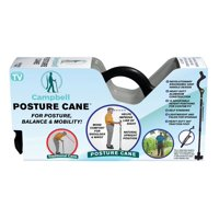 Campbell Posture Cane for Posture, Balance, and Mobility As Seen on TV