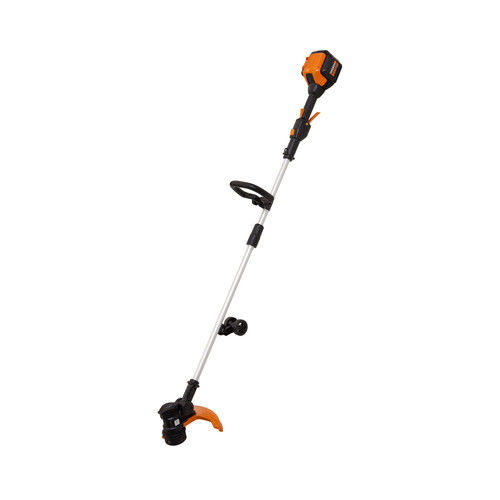 Worx WG191 56V Max Cordless Lithium-Ion 13 in. Grass Trimmer and Wheeled Edger by WORX