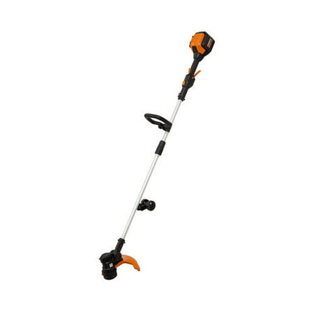 Worx WG191 56V Max Cordless Lithium-Ion 13 in. Grass Trimmer and Wheeled Edger