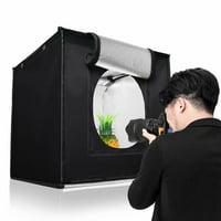 "Akoyovwerve kshioe 40cm 16"" x 16"" Portable Photo Studio Box Adjustable Folding"