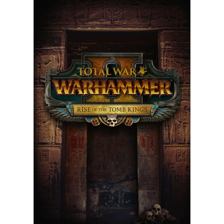 Total War: WARHAMMER II – Rise of the Tomb Kings, Sega, PC, [Digital Download],