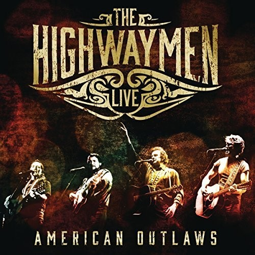 Live: American Outlaws (Includes DVD)
